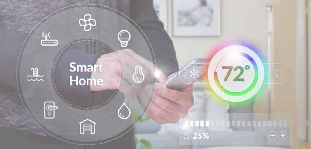 hogar domotico para ahorrar en energia