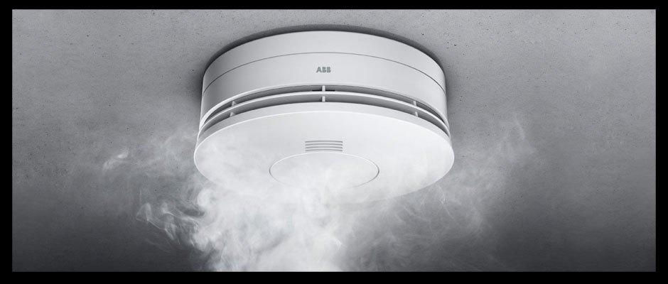 detectores de humo por llama