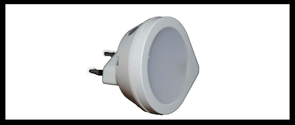 que es un sensor luminoso crepuscular